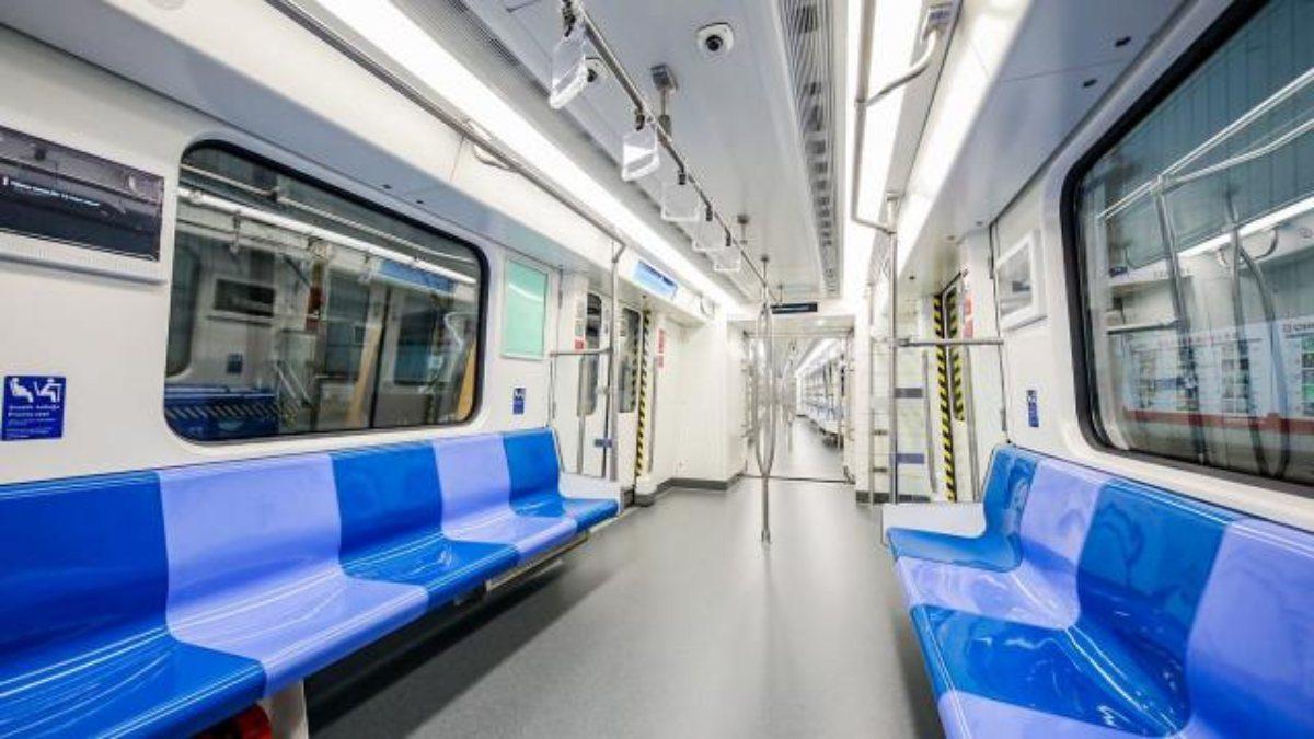 İstanbul'da entegreli metrolarla havaalanlarına ulaşım rahatlayacak