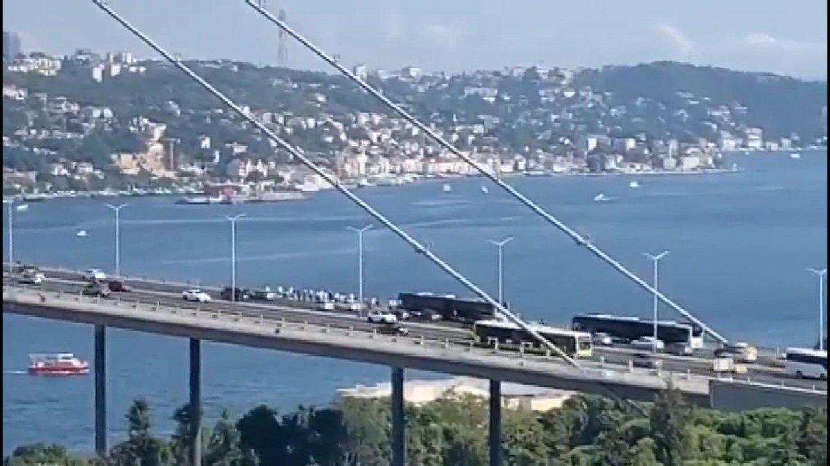 İstanbul da İETT araçlarındaki arızalar mağduriyet oluşturmaya devam ediyor #9