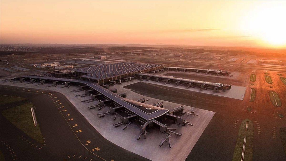 İstanbul Havalimanı, dünyanın en iyi ikinci havalimanı oldu #4