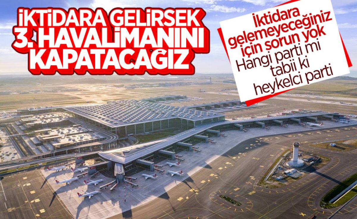 İstanbul Havalimanı, dünyanın en iyi ikinci havalimanı oldu #5