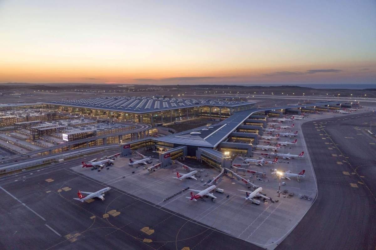 İstanbul Havalimanı yine Avrupa'nın zirvesinde #1
