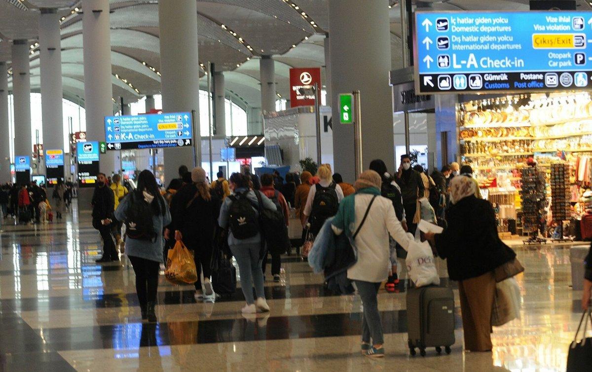 İstanbul Havalimanı yine Avrupa'nın zirvesinde #2