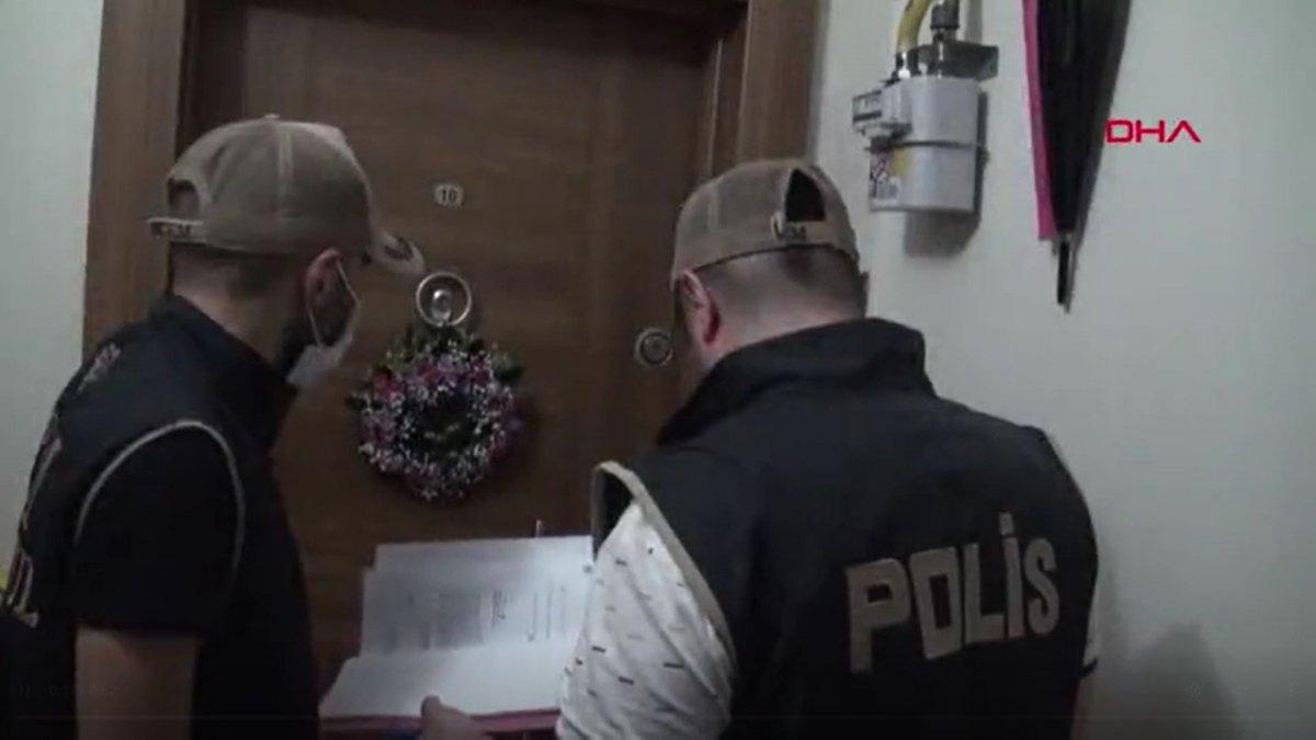 İstanbul merkezli 12 ilde FETÖ operasyonu: 32 gözaltı #5