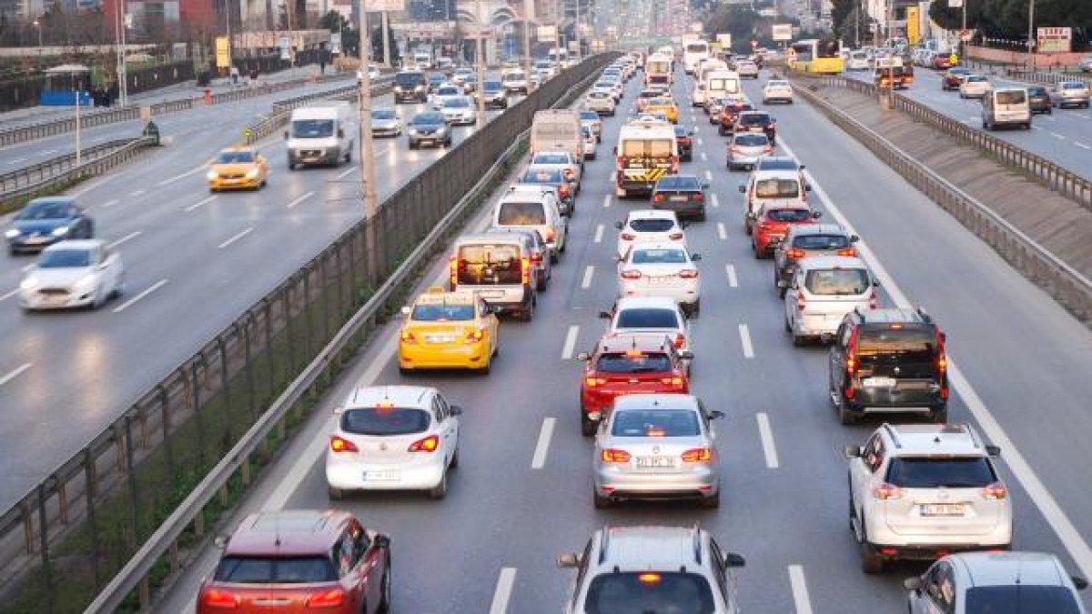 İstanbul Valiliği duyurdu! Hafta sonu bu yollar trafiğe kapalı #1