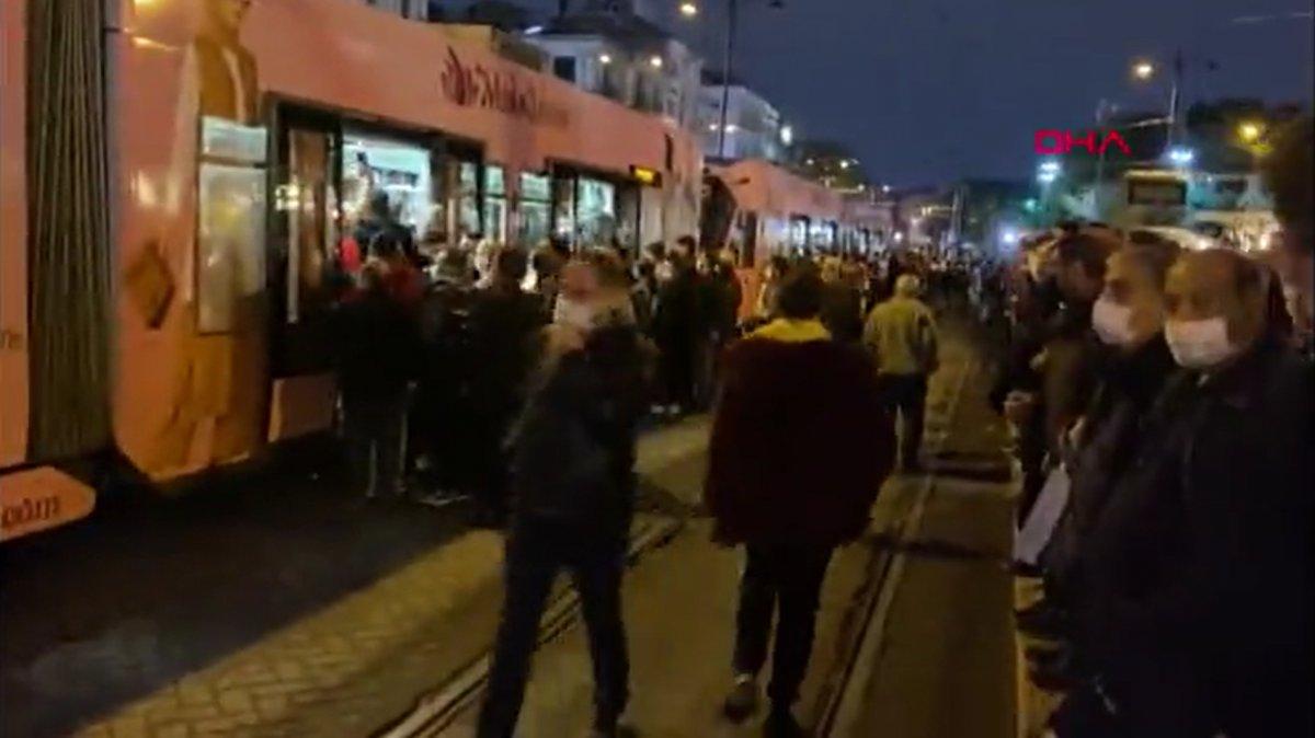 İstanbulların iş çıkışı toplu taşıma çilesi #2