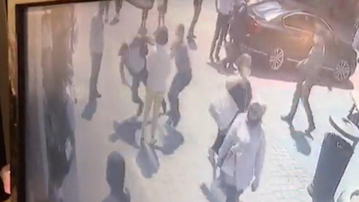 İYİ Parti İstanbul İl Başkanı Buğra Kavuncu ya saldıran şüpheli yakalandı #2