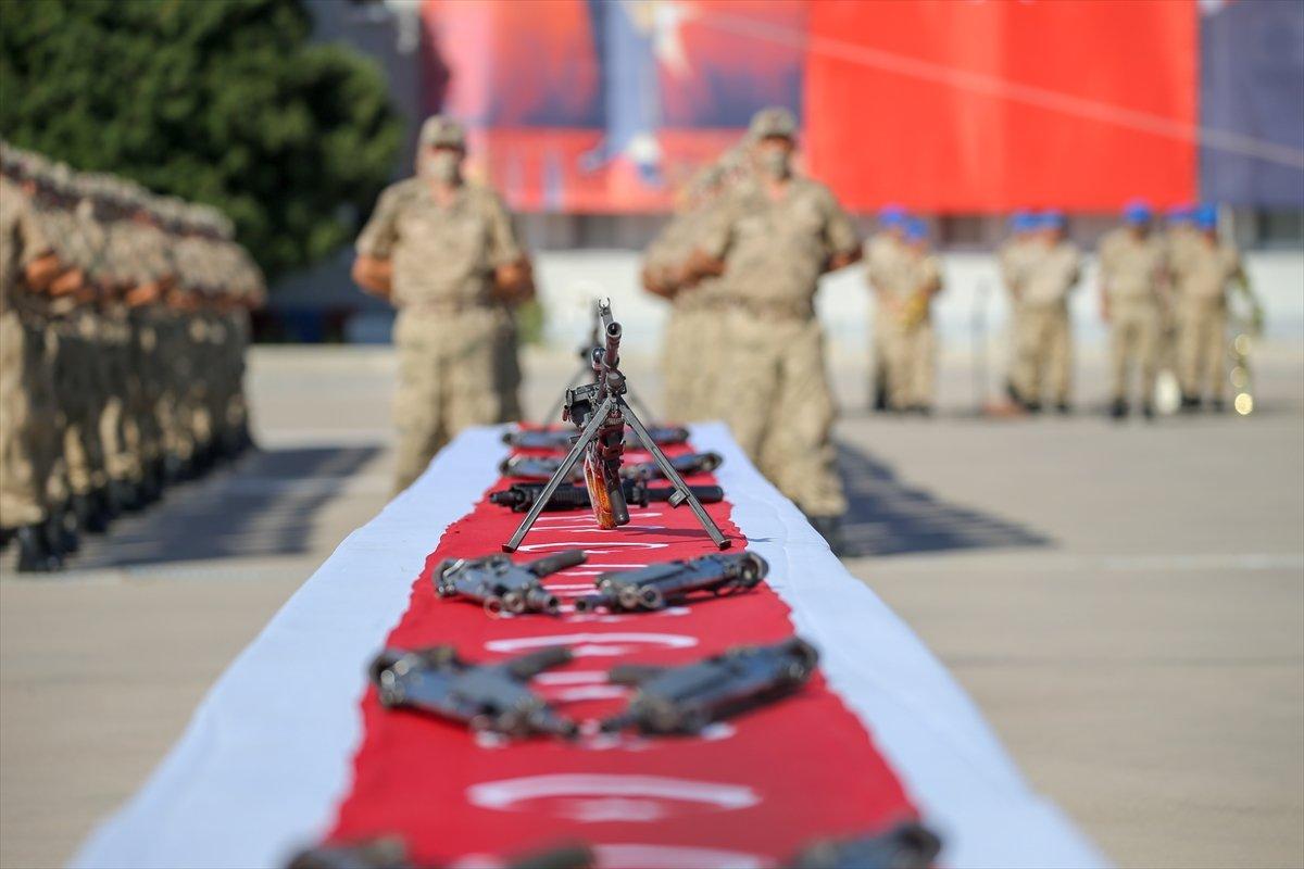 İzmir de subay adayları yemin etti #2