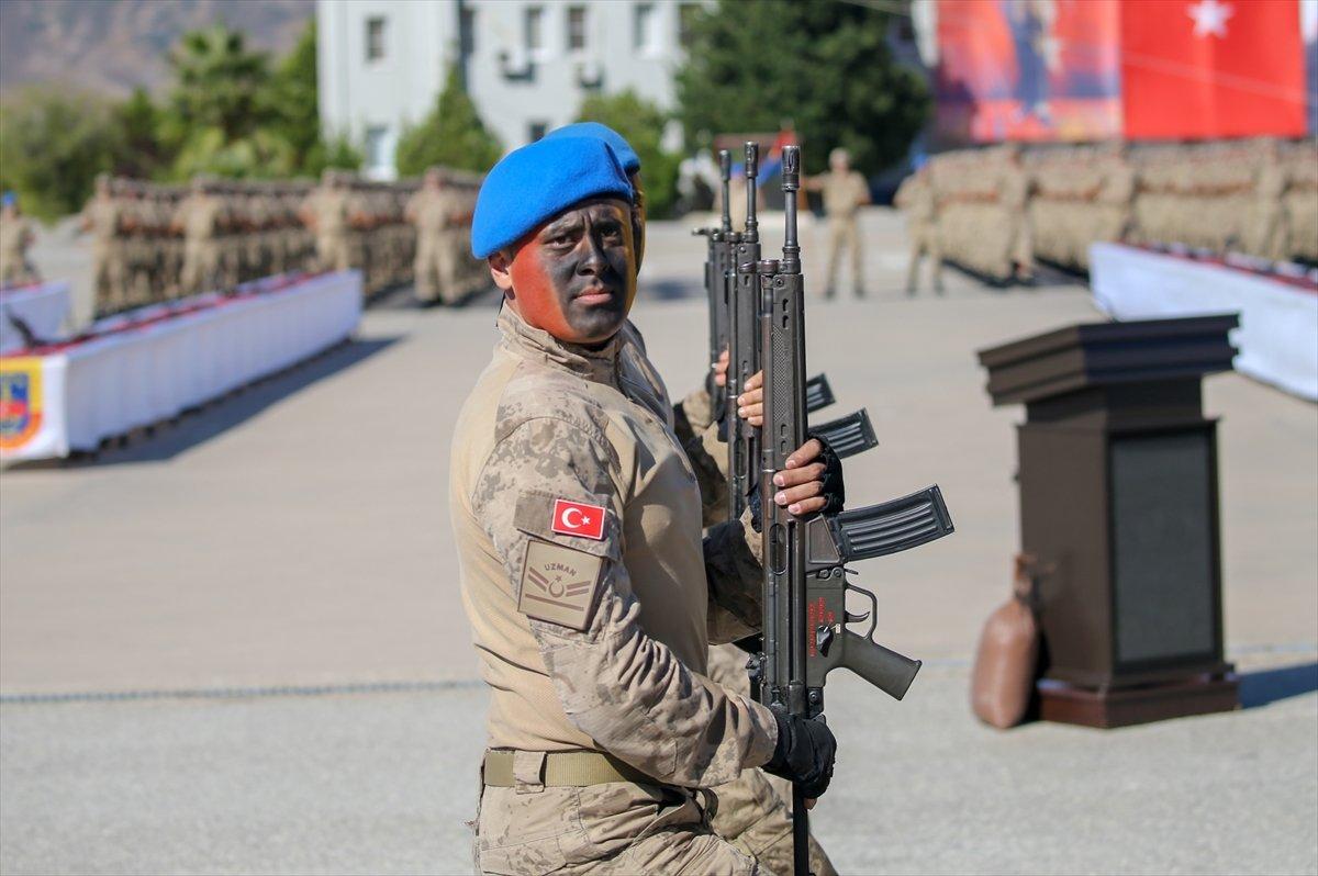İzmir de subay adayları yemin etti #6