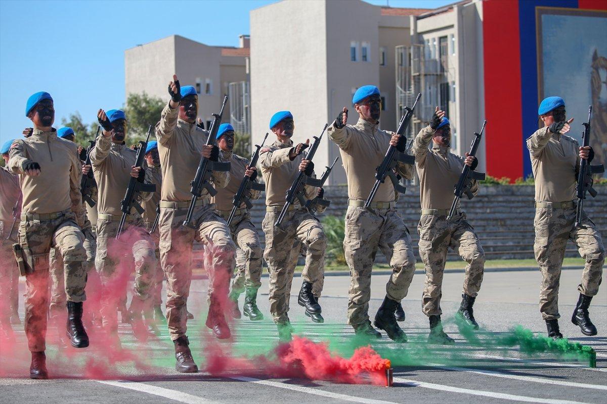 İzmir de subay adayları yemin etti #10