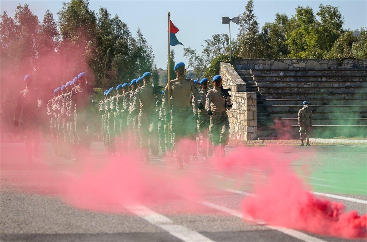 İzmir de subay adayları yemin etti #11