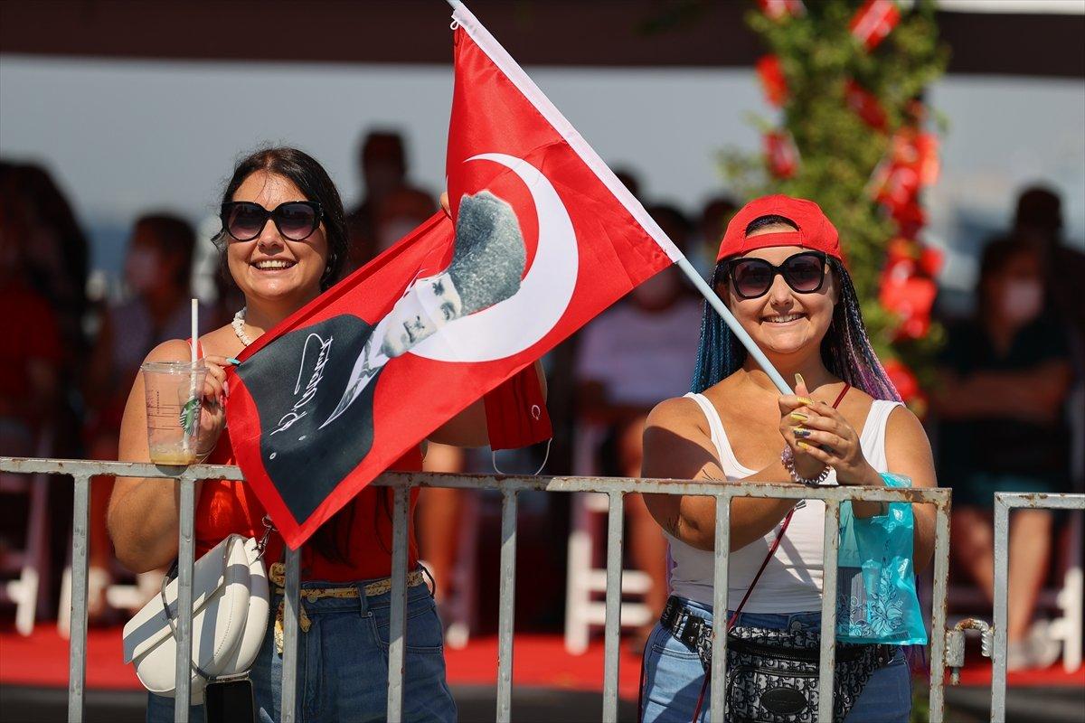 İzmir'in düşman işgalinden kurtuluşuna vals ile kutlama #9