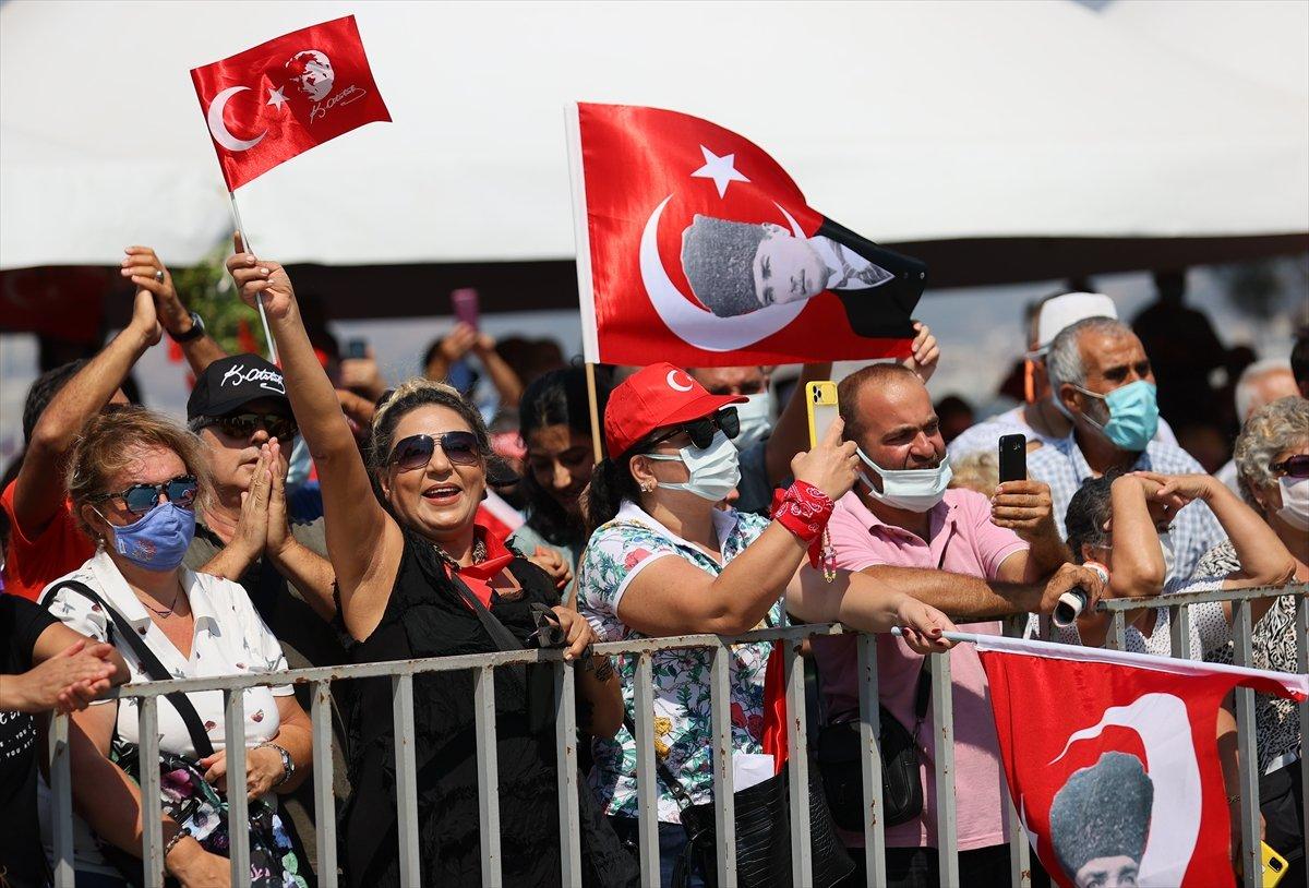 İzmir'in düşman işgalinden kurtuluşuna vals ile kutlama #10