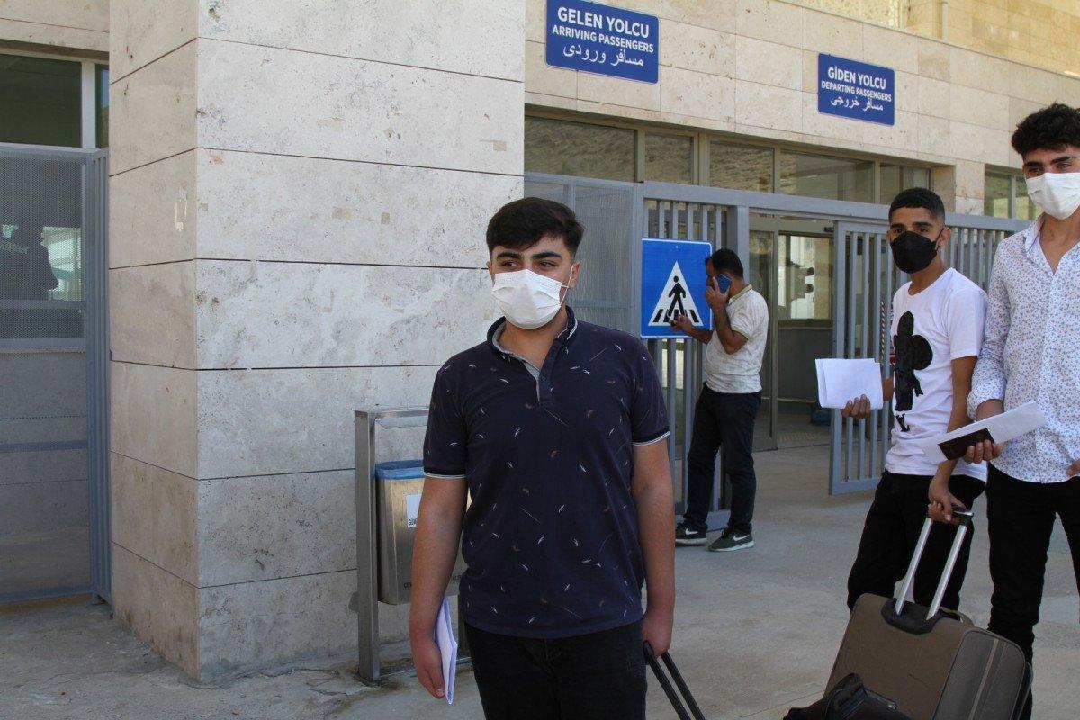 Kapıköy Gümrük Kapısı çift taraflı açıldı #2