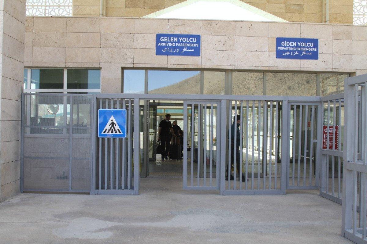 Kapıköy Gümrük Kapısı çift taraflı açıldı #5
