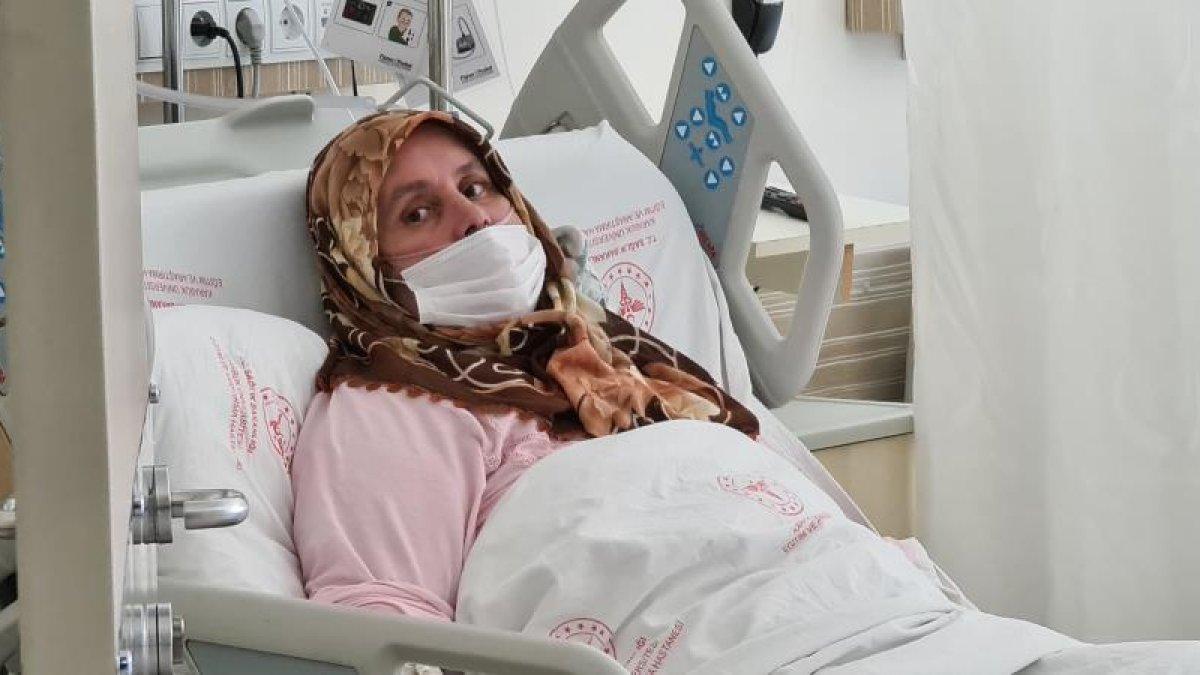 Karabük'te koronavirüse yakalanan aşısız kadın: Ölürsem aşıdan öleyim