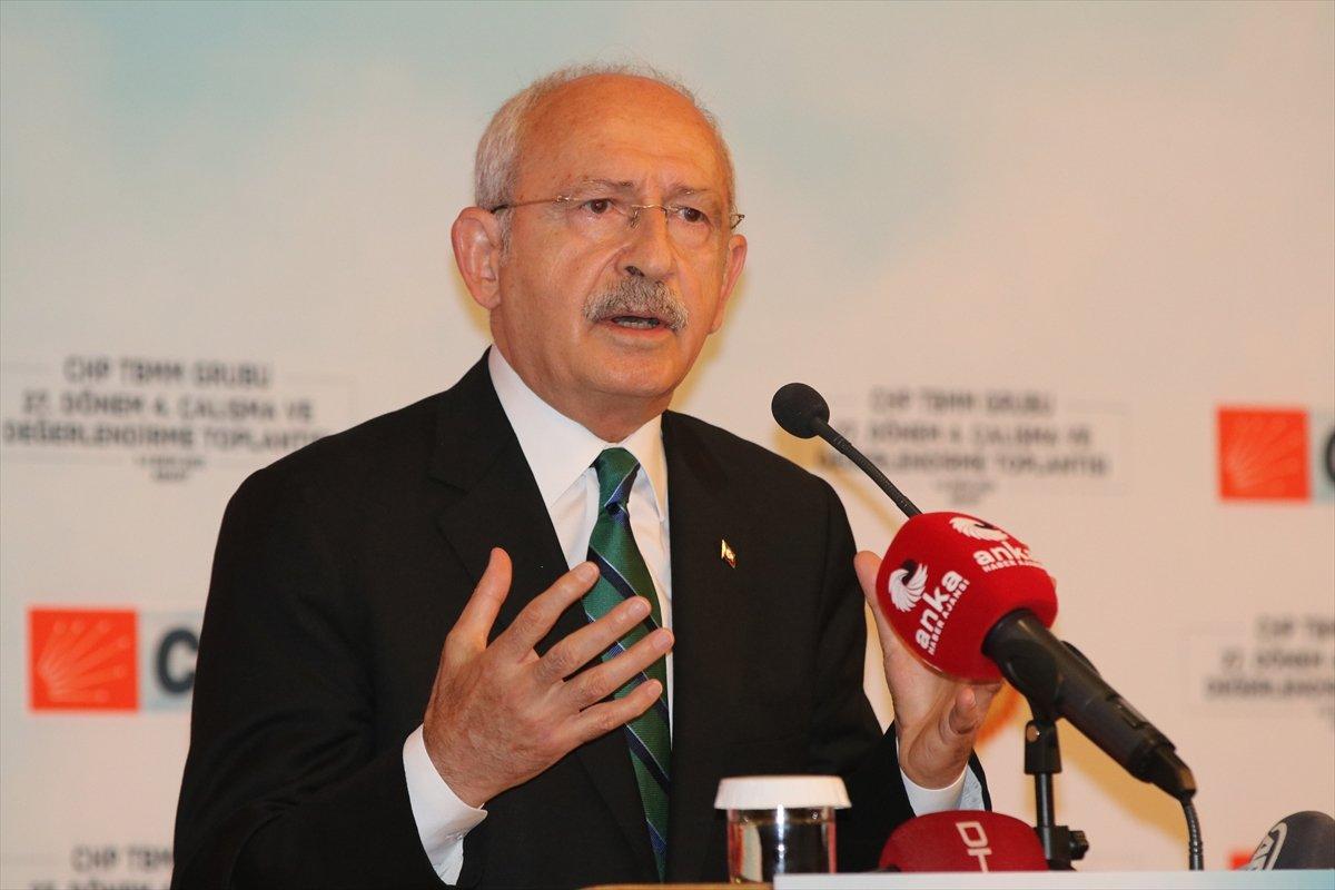 Kemal Kılıçdaroğlu: İlk seçimde inşallah iktidarız #1