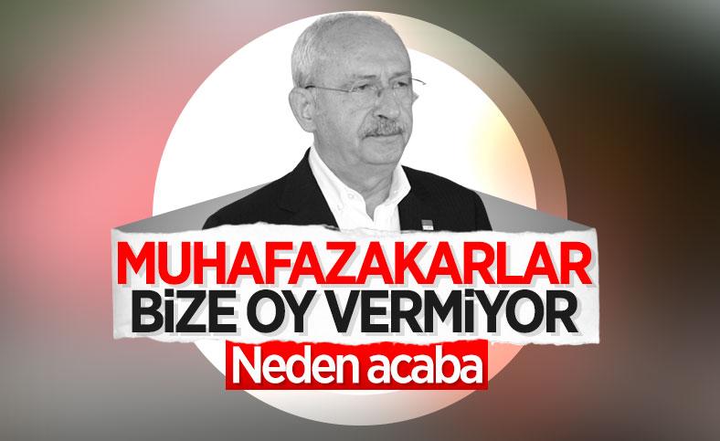 Kemal Kılıçdaroğlu muhafazakar kesimin oyları için sahada