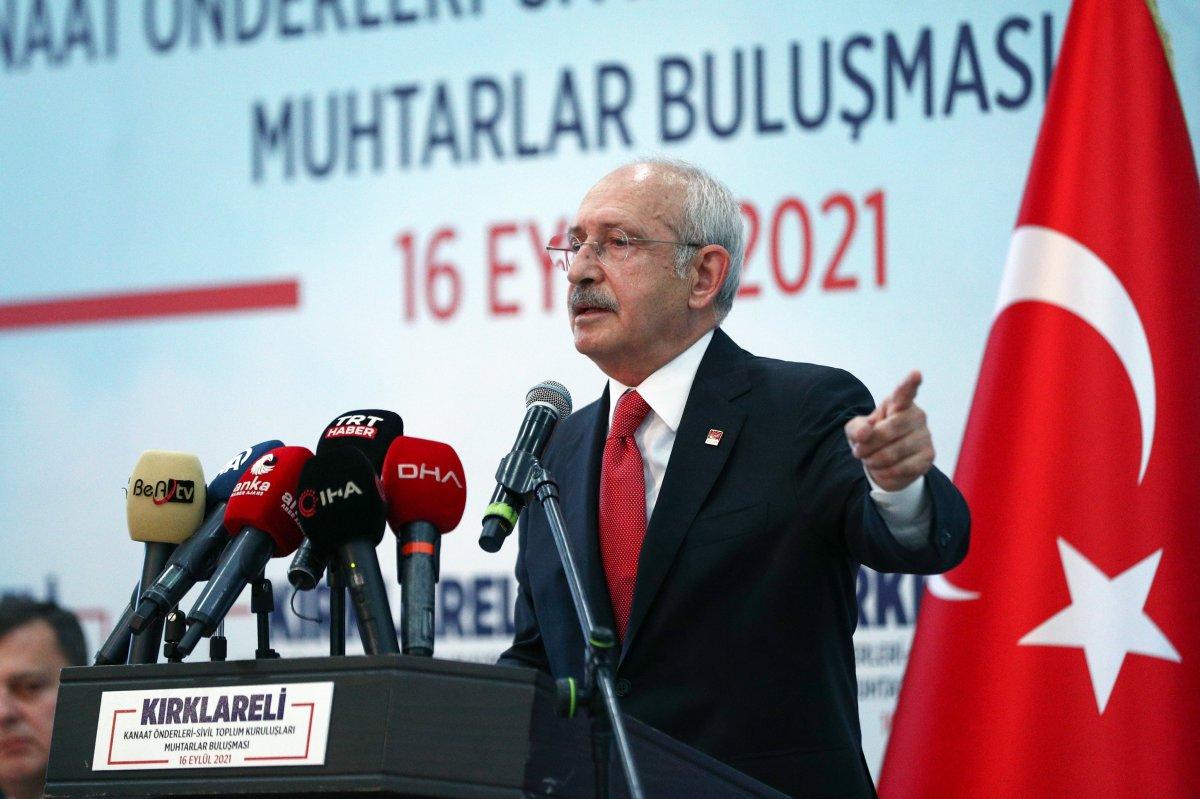 Kemal Kılıçdaroğlu ndan artan kira fiyatlarına tepki #1