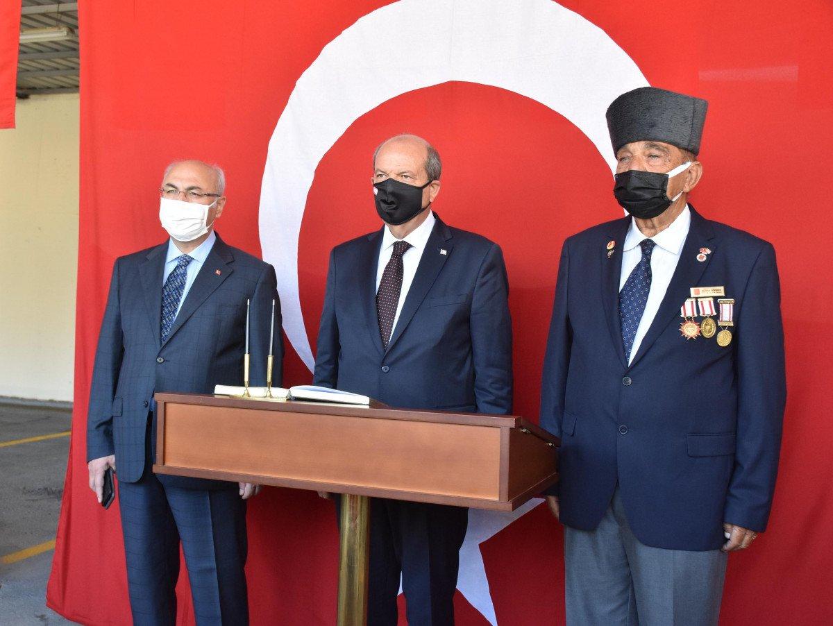 KKTC Cumhurbaşkanı Ersin Tatar: Türkiye ile iş birliğimizi önemsiyoruz #2