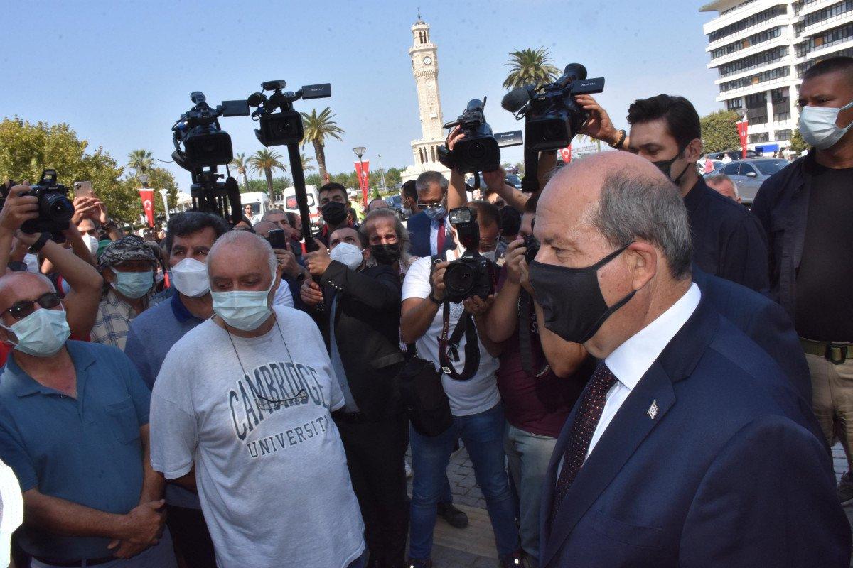 KKTC Cumhurbaşkanı Ersin Tatar: Türkiye ile iş birliğimizi önemsiyoruz #4