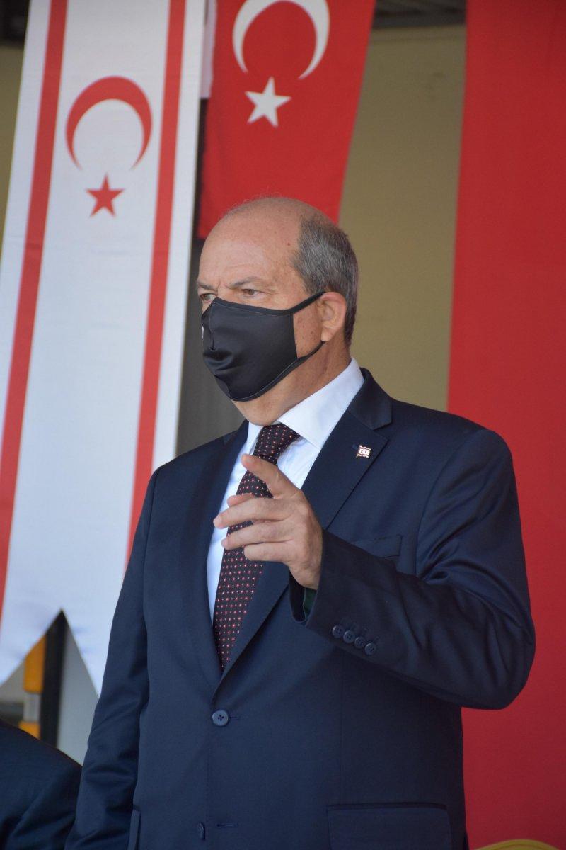KKTC Cumhurbaşkanı Ersin Tatar: Türkiye ile iş birliğimizi önemsiyoruz #6