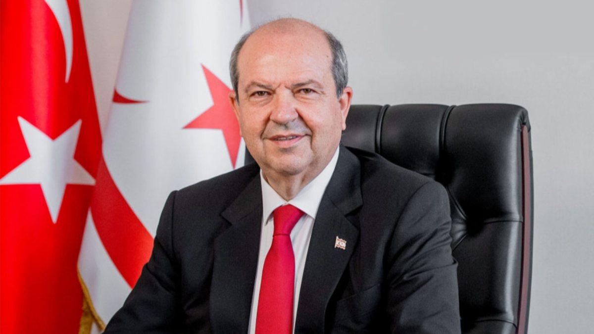 KKTC Cumhurbaşkanı Ersin Tatar: Türkiye ile iş birliğimizi önemsiyoruz