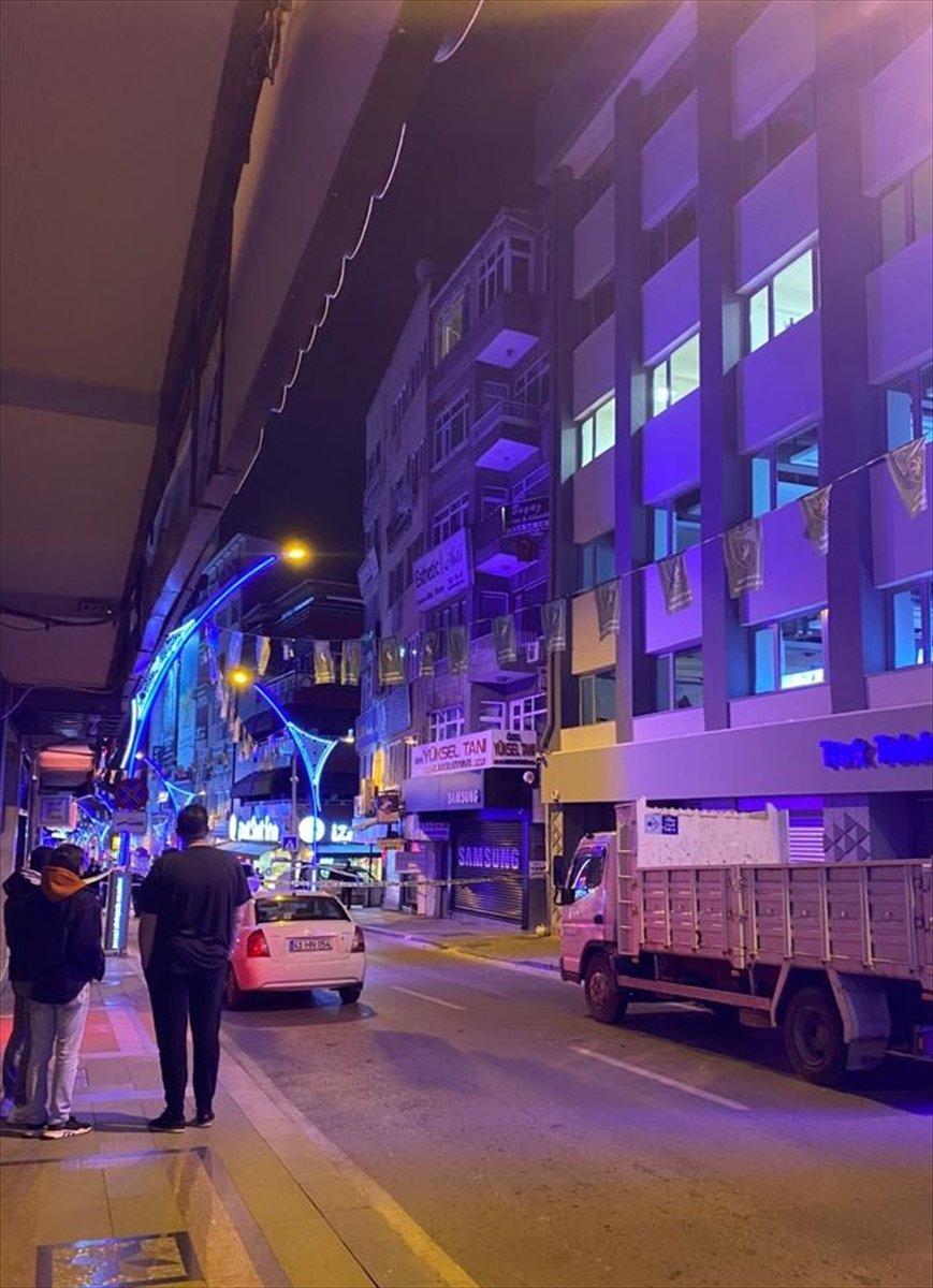 Kocaeli nde 5. kattan düşen vatandaşın soruşturmasında 1 kişi tutuklandı #2
