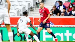 Lille'de galibiyeti getiren gollerin asisti Burak Yılmaz'dan geldi