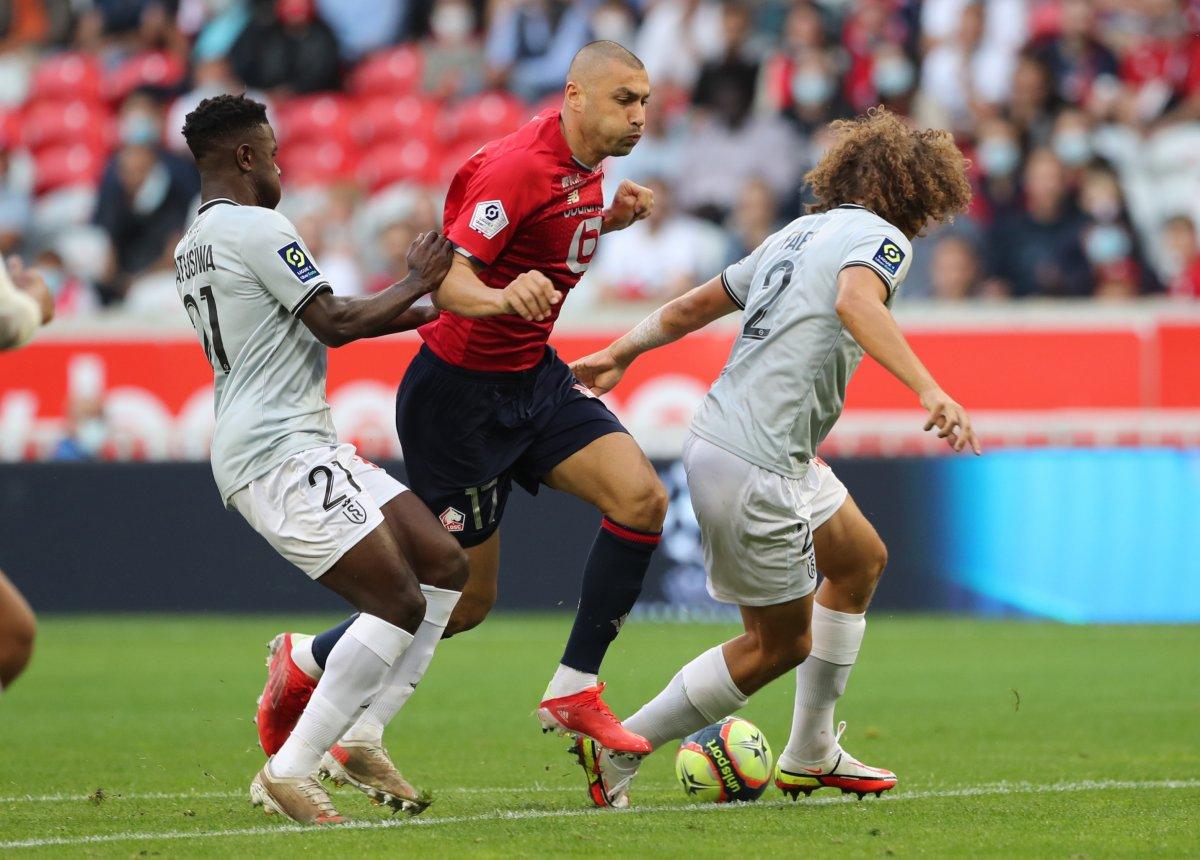 Lille de galibiyeti getiren gollerin asisti Burak Yılmaz dan geldi #1