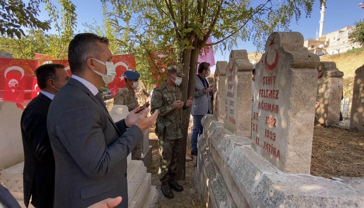 Mardin de PKK nın 28 yıl önce katlettiği 8 i çocuk, 26 kişi anıldı #1