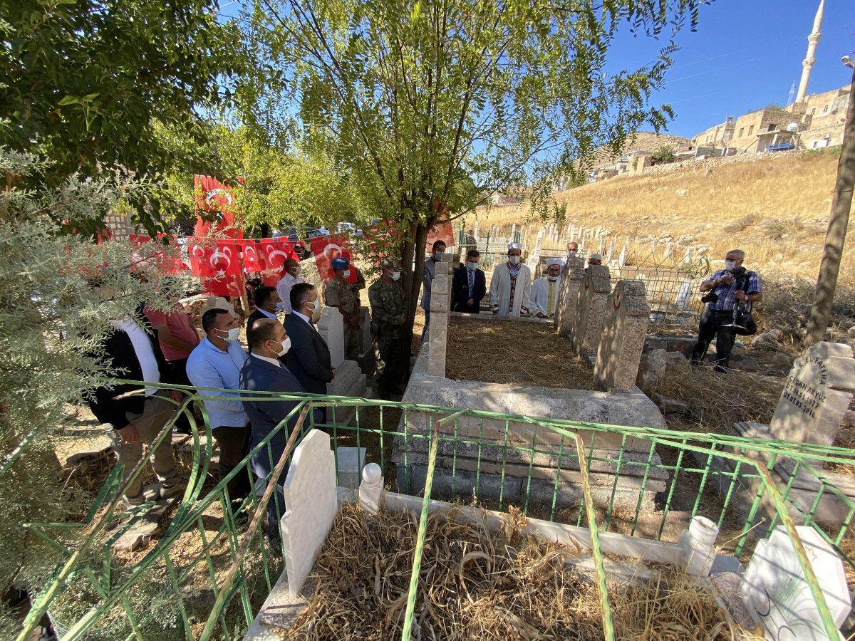 Mardin de PKK nın 28 yıl önce katlettiği 8 i çocuk, 26 kişi anıldı #4