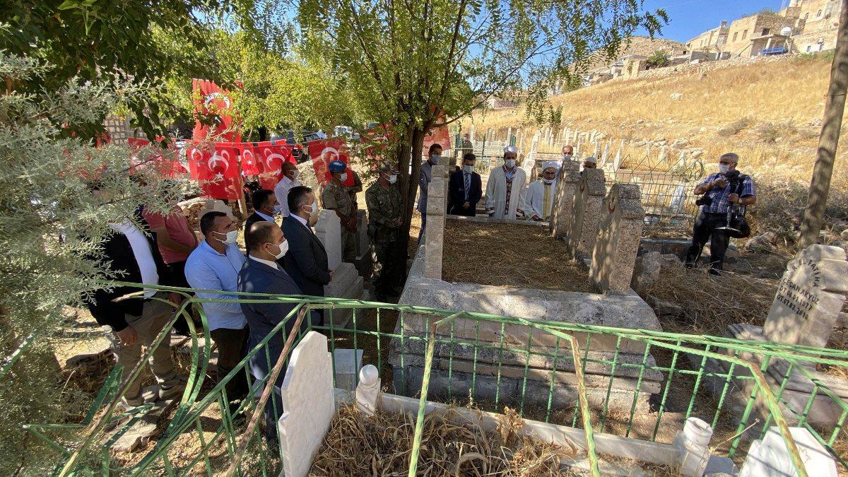 Mardin'de PKK'nın 28 yıl önce katlettiği 8'i çocuk, 26 kişi anıldı