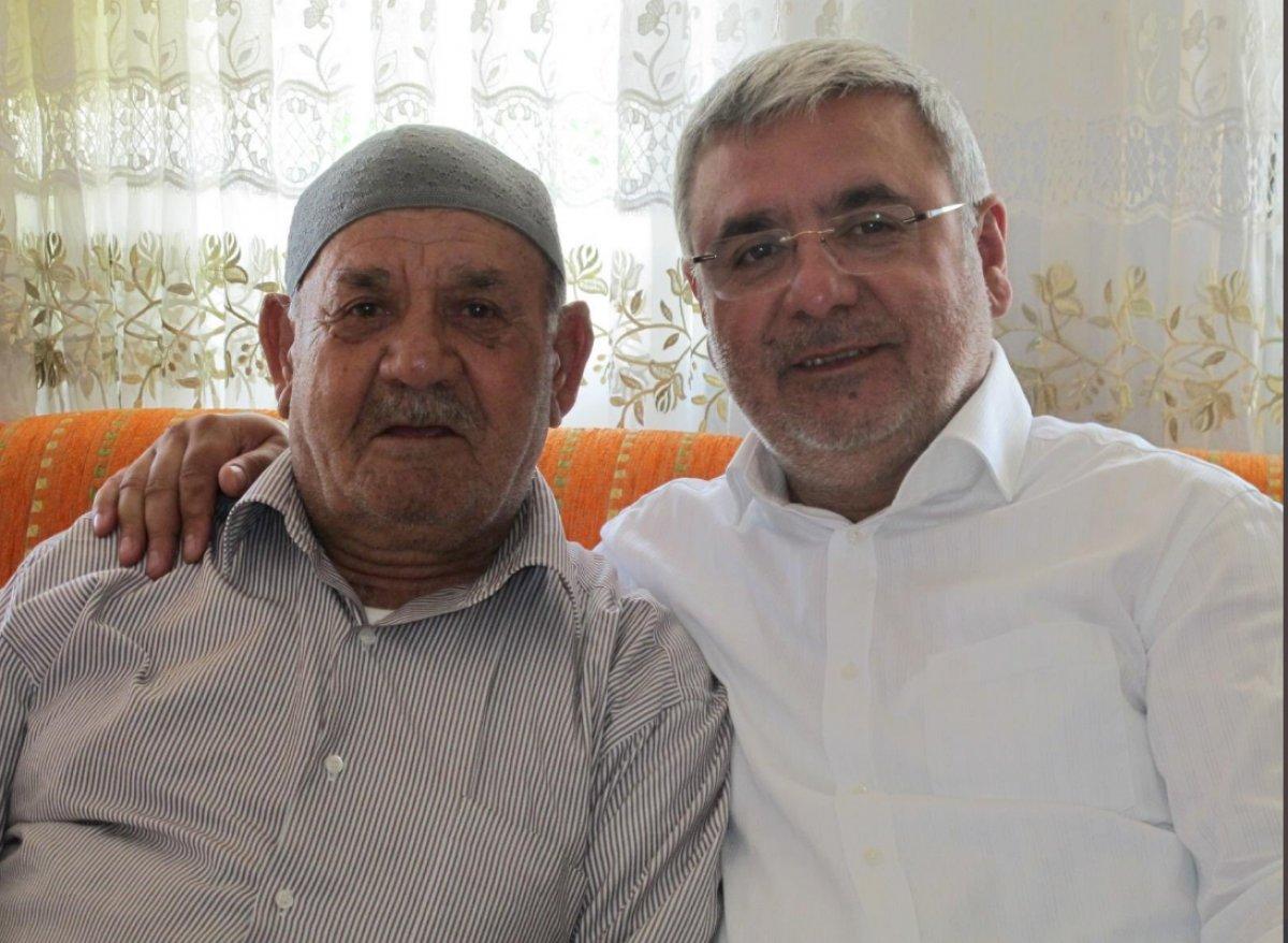 Mehmet Metiner in babası hayatını kaybetti #2