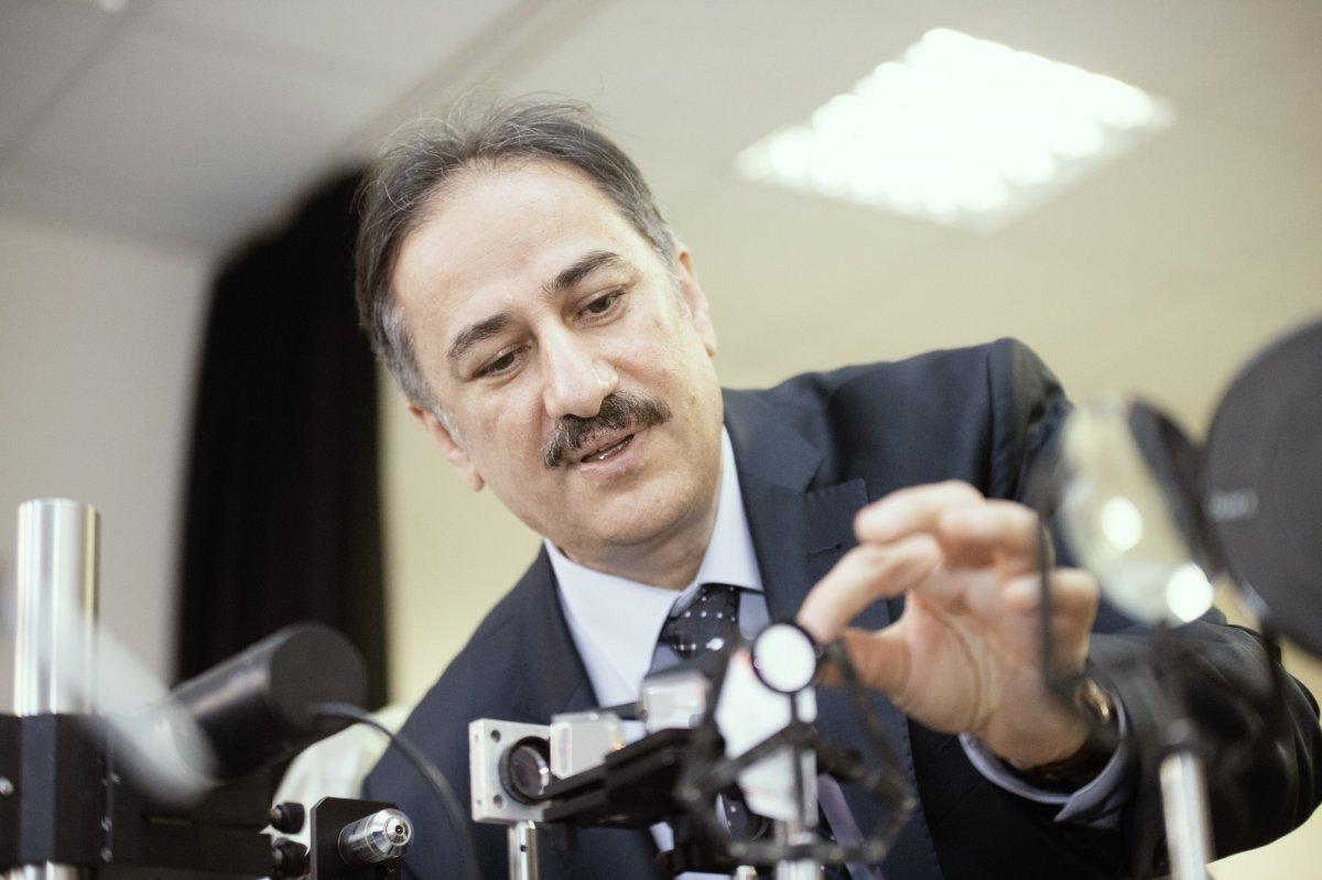 Mehmet Naci İnci kimdir? Boğaziçi Üniversitesi yeni rektörü Prof. Dr. Mehmet Naci İnci nin biyografisi #1