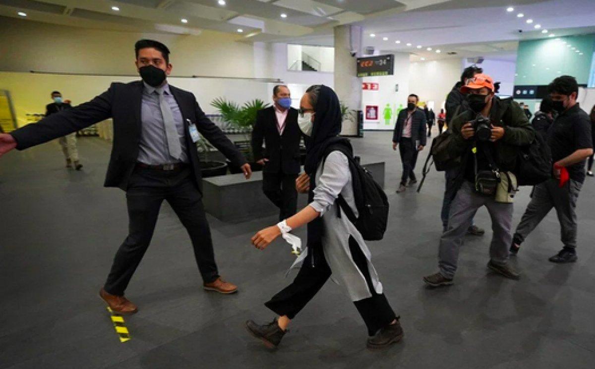 Meksika, Afganistan dan kaçan 124 gazeteciyi ülkeye kabul etti #3