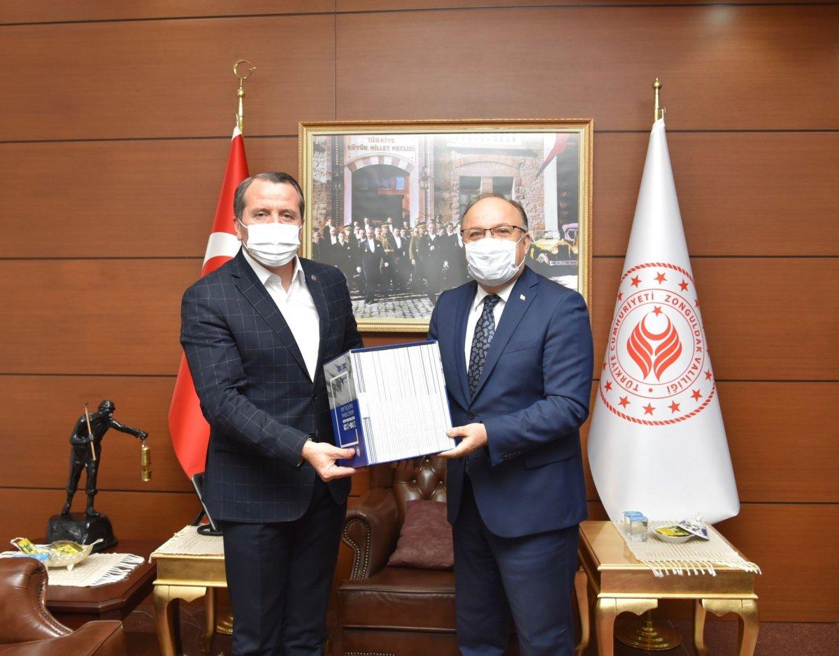 Memur-Sen Genel Başkanı Ali Yalçın, 3600 ek göstergeyle ilgili konuştu #2
