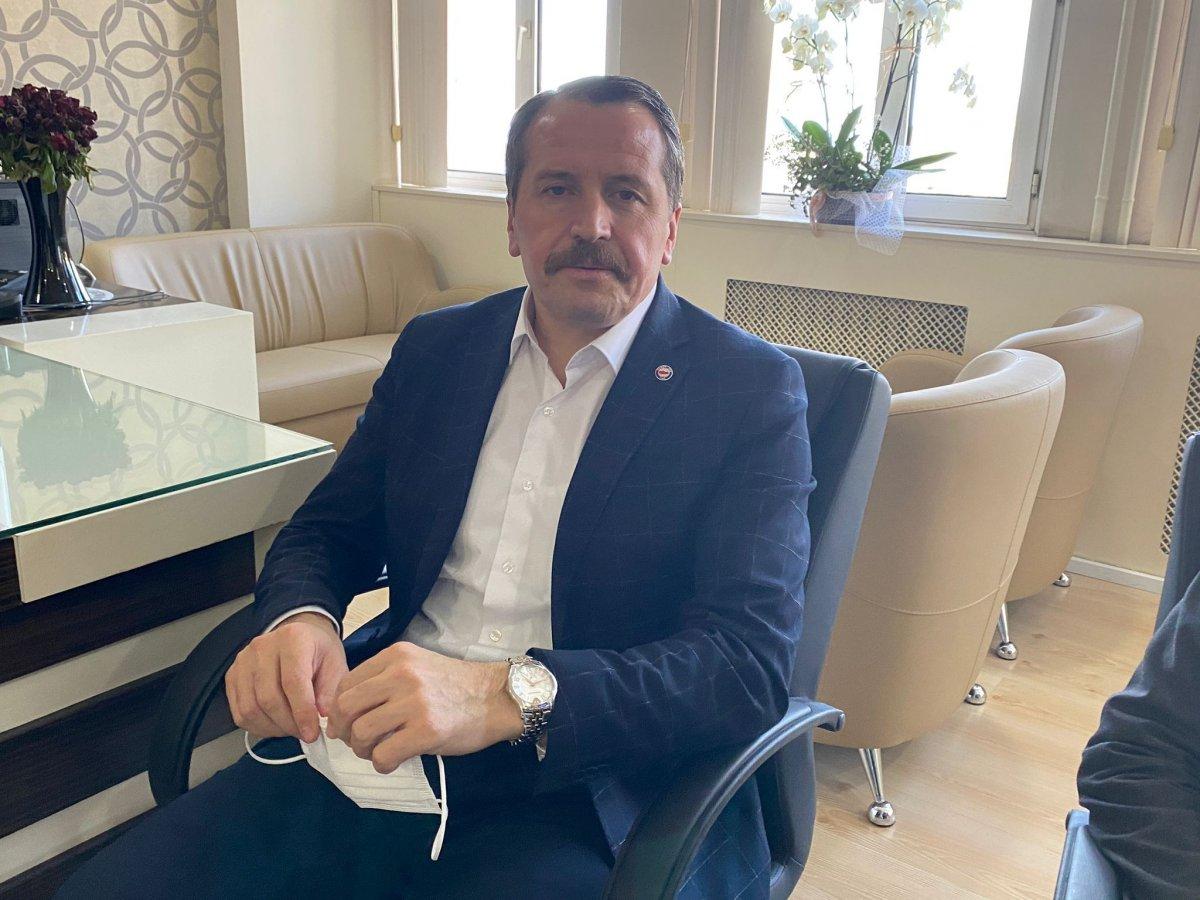 Memur-Sen Genel Başkanı Ali Yalçın, 3600 ek göstergeyle ilgili konuştu #3
