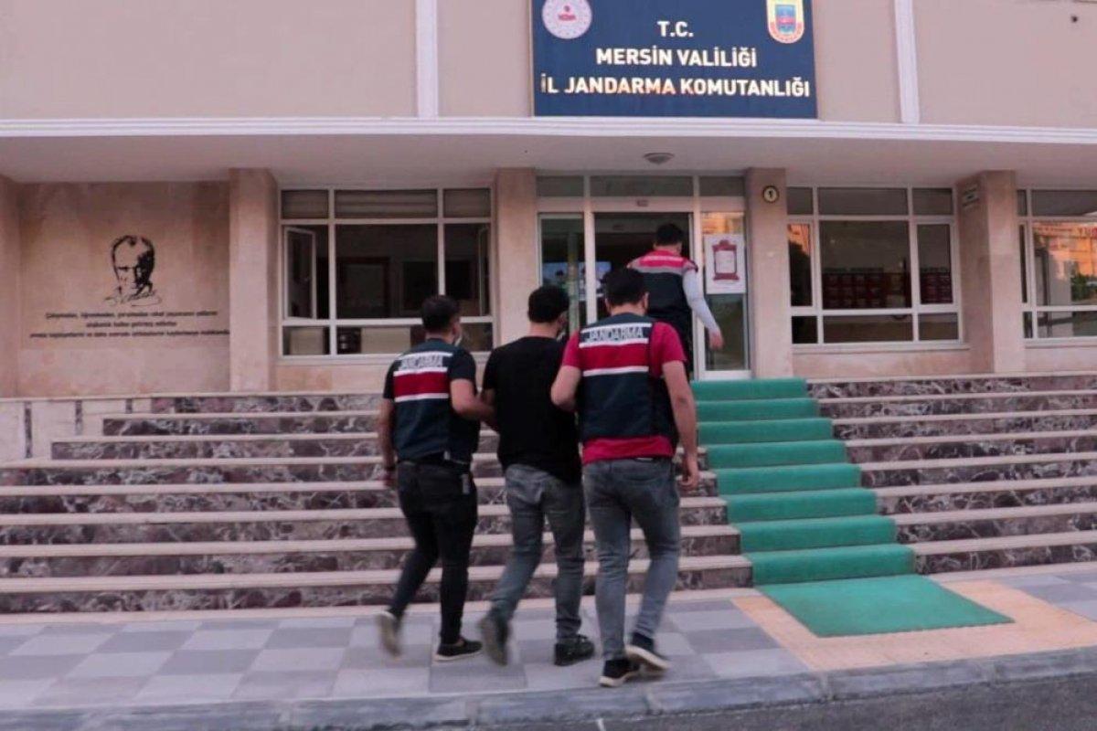 Mersin de PKK/KCK operasyonu: 1 gözaltı #2