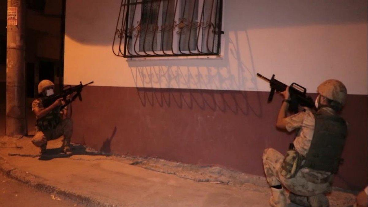 Mersin de PKK/KCK operasyonu: 1 gözaltı #3