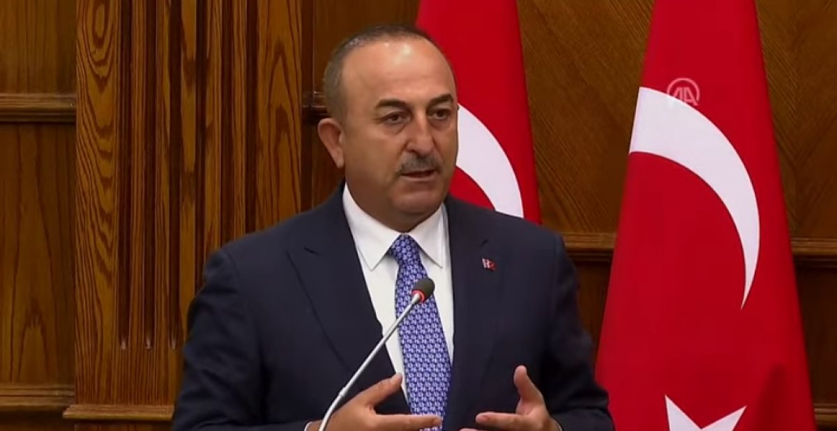 Mevlüt Çavuşoğlu: Suriyeli göçmenlerin dönmesi için çaba sarf etmeliyiz #1