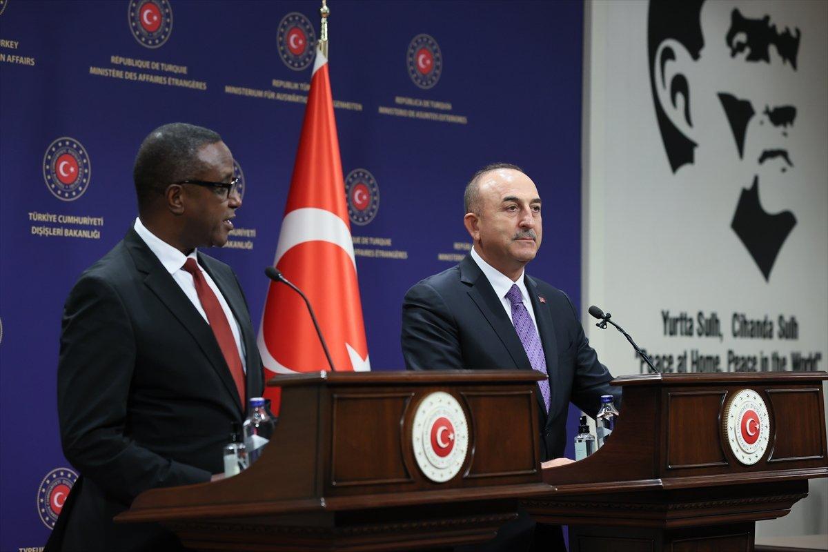 Mevlüt Çavuşoğlu: Türkiye, Afrika nın istikrarını önemsiyor #2