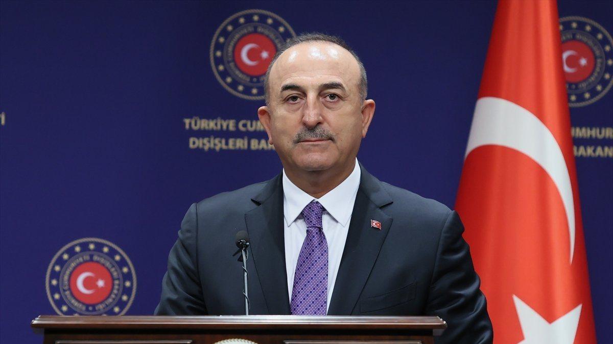 Mevlüt Çavuşoğlu: Türkiye, Afrika'nın istikrarını önemsiyor