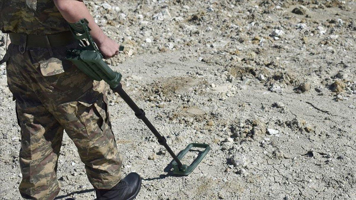 Meyer-Landrut: Türkiye nin doğusundaki tehlikeli mayınları temizleyeceğiz #3