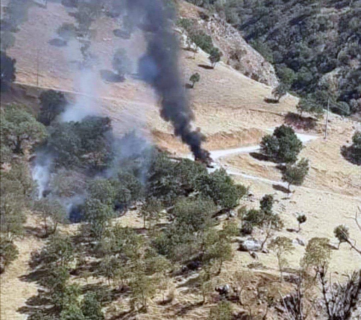 MİT ten Kuzey Irak operasyonu: 3 terörist öldürüldü #1