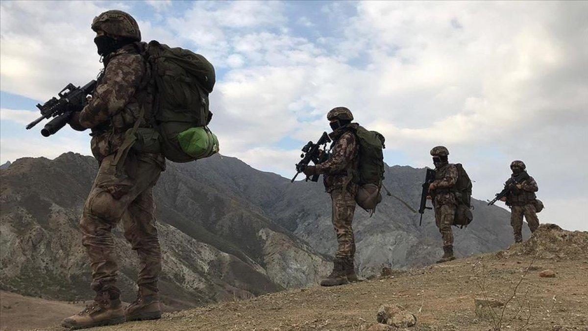 MSB: 3 PKK lı terörist, etkisiz hale getirildi #1