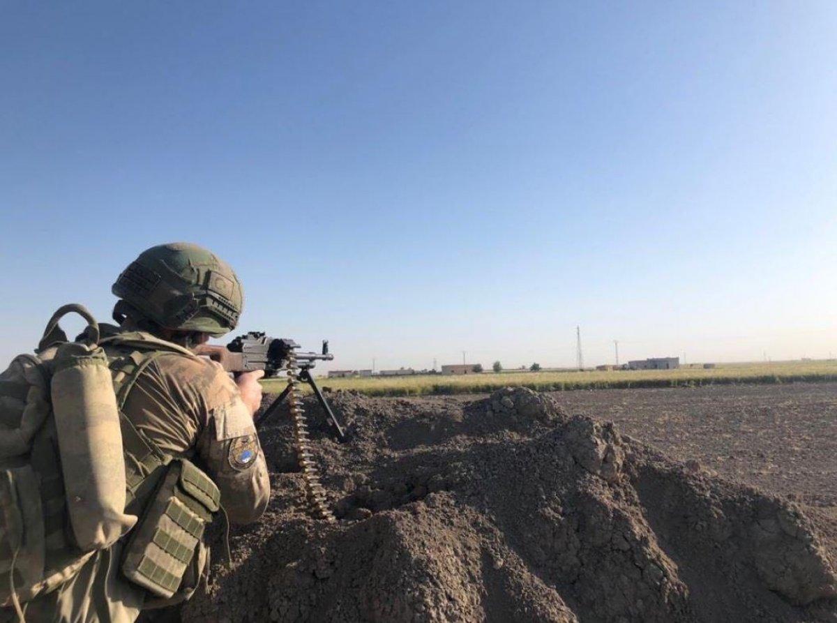MSB: 3 PKK/YPG li terörist etkisiz hale getirildi #1