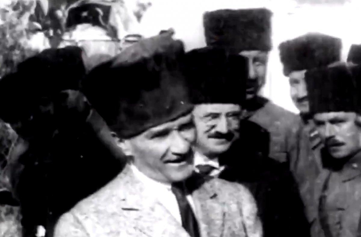 MSB den, İzmir in kurtuluş yıl dönümü için özel video #3