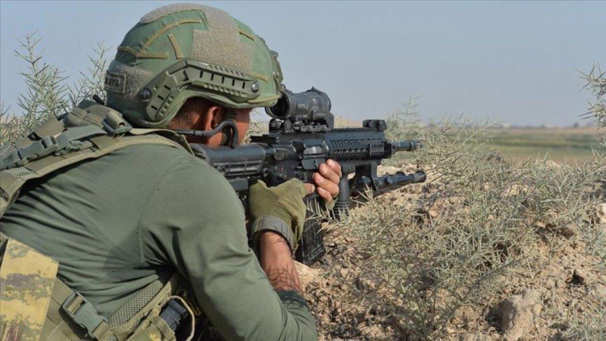 MSB: Irak ın kuzeyinde 4 PKK'lı terörist etkisiz hale getirildi #2