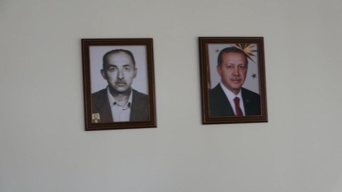 Muğla da babasını Cumhurbaşkanı Erdoğan a benzeten kadına unutulmaz sürpriz #4