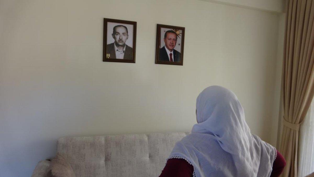 Muğla da babasını Cumhurbaşkanı Erdoğan a benzeten kadına unutulmaz sürpriz #6